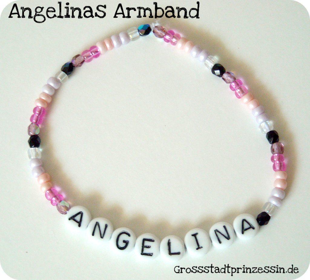 Angelinas Armband