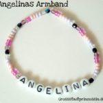 Sachenmachen: Angelinas Armband