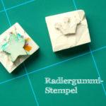 SachenMachen: Radiergummi-Stempel