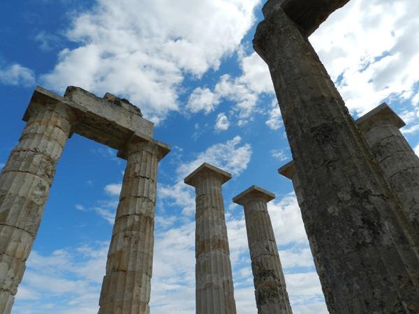 Säulen Nemea