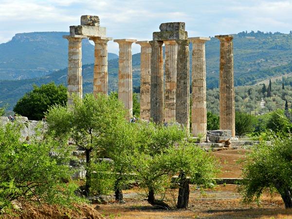 Tempel Nemea
