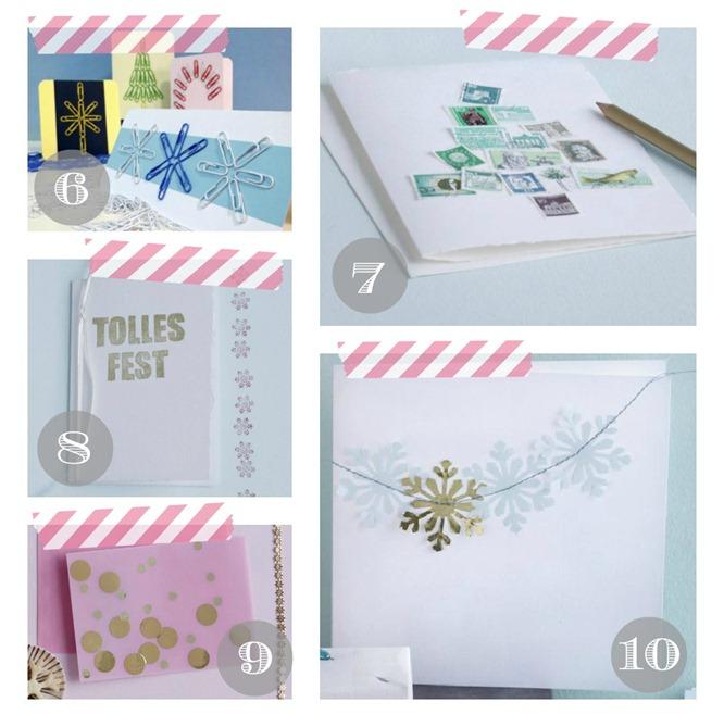 Weihnachtskarten 2