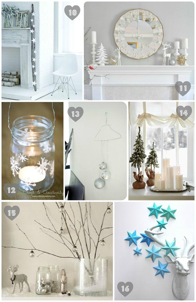 diy weihnachtsdeko blog – menerima, Wohnideen design