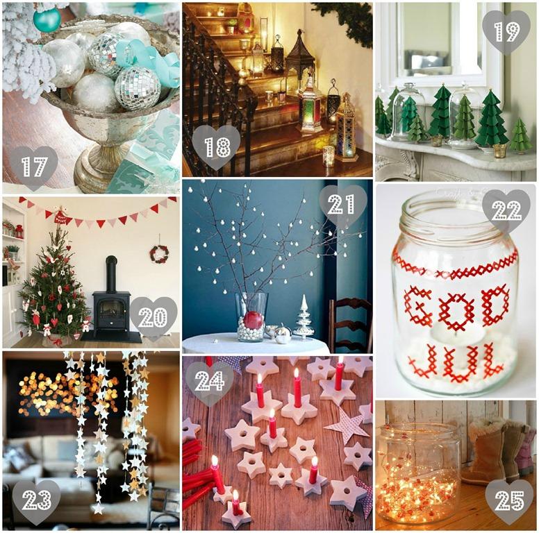 weihnachtsdeko-selber- pictures - Diy Weihnachtsdeko