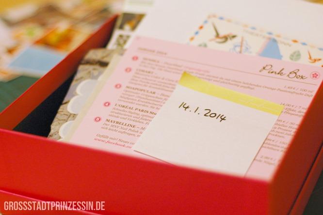 Memorabilia-Box
