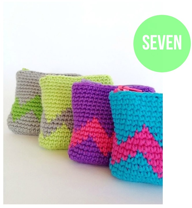 DIY-Dienstag August 2014 SEVEN