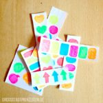 Quick Tip: DIY Neon Planner Labels