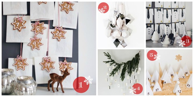 Adventskalender Collage 1