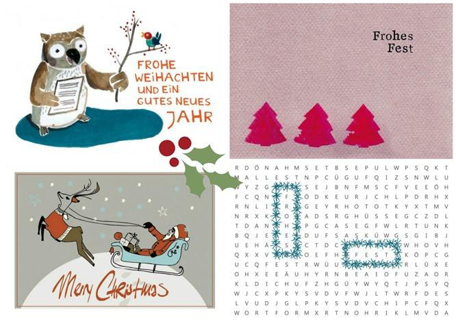 Postkarten Collage 1