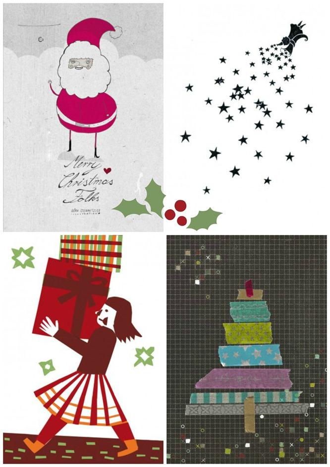 Postkarten Collage 2