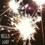 Hallo 2015 + Instarückblick Dezember