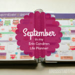 September in my Planner