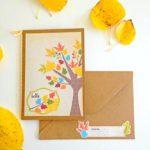 Herbstliche Happy Mail