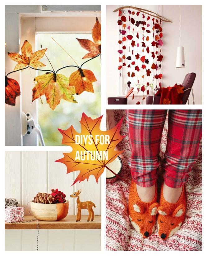 6 neue DIY-Ideen für den Herbst