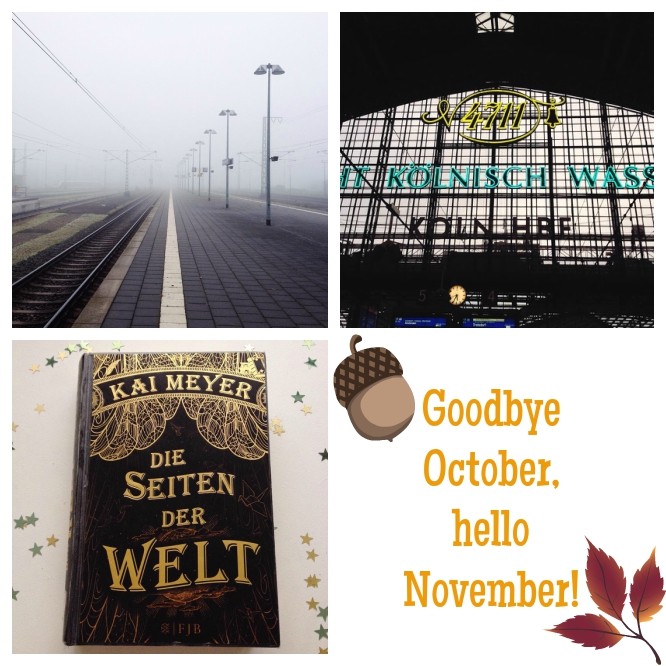 monthly highlights september and october: fog, cologne and reading bits